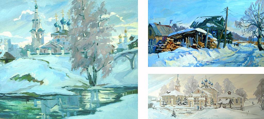 Яковлева живопись